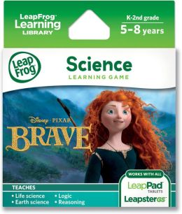 LeapFrog Explorer Learning Game: Disney Pixar Brave