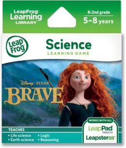 LeapFrog Explorer Learning Game: Disney Pixar Brave