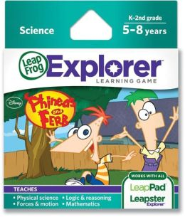 LeapFrog® Explorer Learning Game: Disney Phineas and Ferb