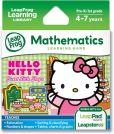 Product Image. Title: LeapFrog Explorer Learning Game: Sanrio Hello Kitty Sweet Little Shops