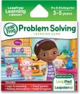 Product Image. Title: LeapFrog Explorer Learning Game: Disney Doc McStuffins