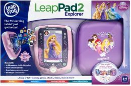 LeapFrog® LeapPad2 Explorer™ Disney Princess Bundle
