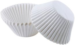Standard Baking Cups-White 75/Pkg
