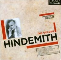 The Golden Hindemith: Chamber Music for Viola & Saxophone