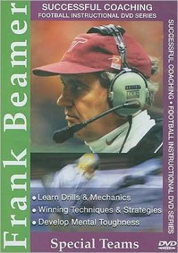 Successful Coaching: Football: Frank Beamer - Special Teams