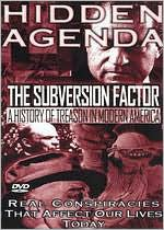 Hidden Agenda, Vol. 2: The Subversion Factor