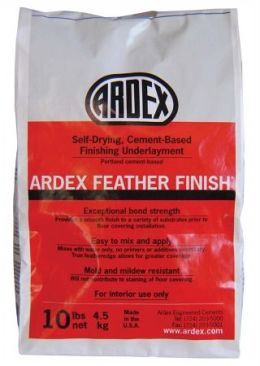 Cronin Company 10 Lb Ardex Self-Drying Cement Based Feather Finish ARFF - Pack of 4