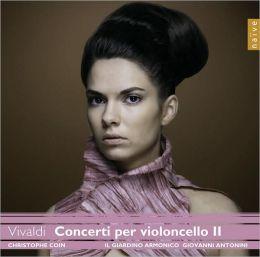 Vivaldi: Concerti per violoncello 2