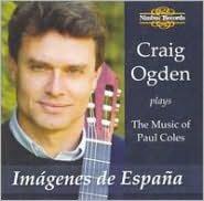 Craig Ogdon plays the Music of Paul Coles