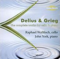 Delius & Grieg: Complete Works for Cello & Piano