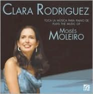 Clara Rodriguez plays the music of Moisés Moleiro