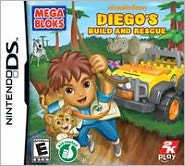 Mega Blocks Diego's Build DS