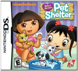 Dora & Kai-Lan's Pet Shelter DS