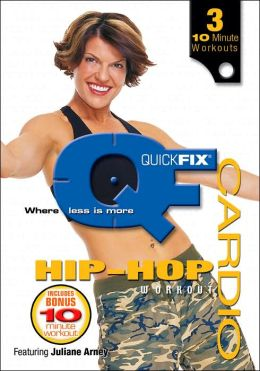 Quick Fix: Cardio Hip-Hop Workout