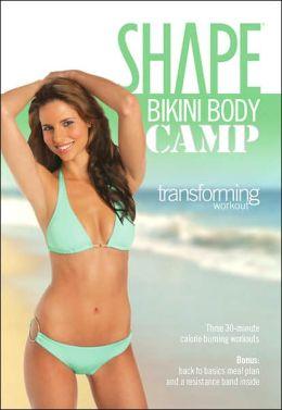 Shape Bikini Body Camp - Transforming Workout