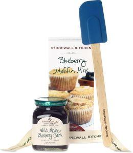 Stonewall Kitchen Blueberry Muffin Grab & Go Gift Set
