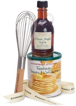 Stonewall Kitchen Breakfast Grab & Go Gift Set