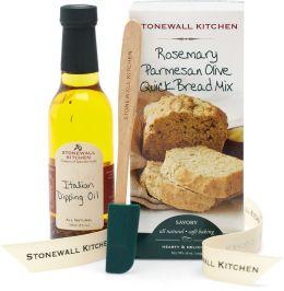 Stonewall Kitchen Dipping Oil Grab & Go Gift Set