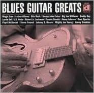 Blues Guitar Greats [Easydisc]