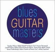 Blues Guitar Masters [Easydisc]