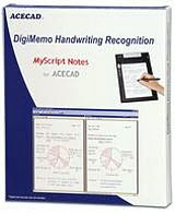 Solidtek Acecad Handwriting Recognition Software