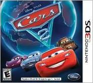 Disney Pixar Cars 2 3DS