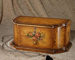 Accent Treasures 1007 Bouquet- Jewelry Chest