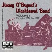 Jimmy O'Bryant's Washboard Band, Vol. 1 (1924-1925)