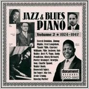 Jazz & Blues Piano, Vol. 2: 1924-1947
