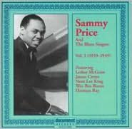 Sammy Price and the Blues Singers, Vol. 2: 1939-1949