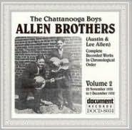 Allen Brothers, Vol. 2: 1930-1932