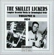 Skillet Lickers, Vol. 6: 1934