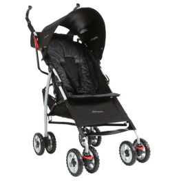 Learning Curve Brands Ignite Stroller, City Chic Black