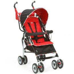 Tomy International, Inc Lamaze Ignite Stroller, Black & Red