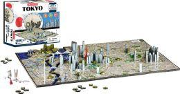 4D Cityscape Puzzle - Tokyo
