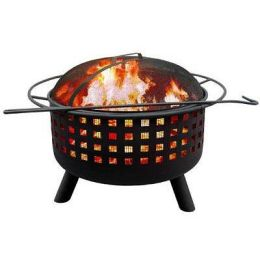 Landmann 26314 City Lights Memphis Fire Pit