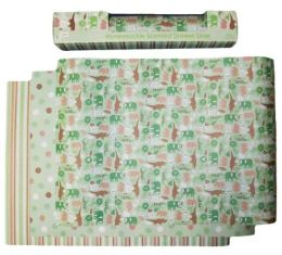 I Play Scented Drawer Liner, Sage Jungle, with Honeysuckle Scent