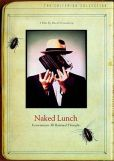 Video/DVD. Title: Naked Lunch
