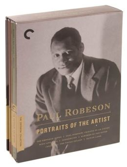 Criterion Collection: Paul Robeson: Portraits Of