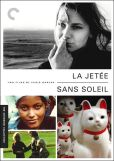 Video/DVD. Title: Two Films by Chris Marker: La Jetee/Sans Soleil