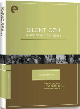 Silent Ozu: Three Family Comedies