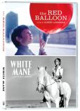Video/DVD. Title: Red Balloon/White Mane