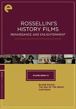Eclipse Series 14: Rossellini's History Films - Renaissance and Enlightenment