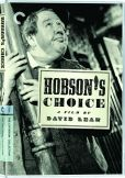 Video/DVD. Title: Hobson's Choice