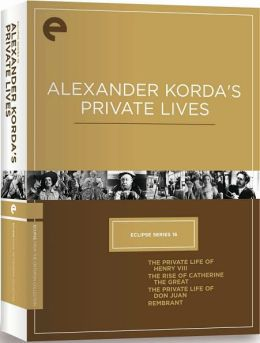 Alexander Korda's Private Lives