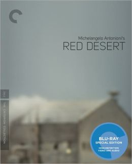 Criterion Collection: Red Desert