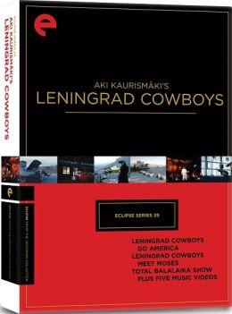 Aki Kaurismaki's Leningrad Cowboys