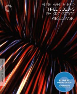 Criterion Collection: Three Colors: Blue White Red