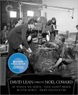Video/DVD. Title: David Lean Directs Noel Coward