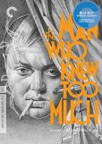 Video/DVD. Title: The Man Who Knew Too Much